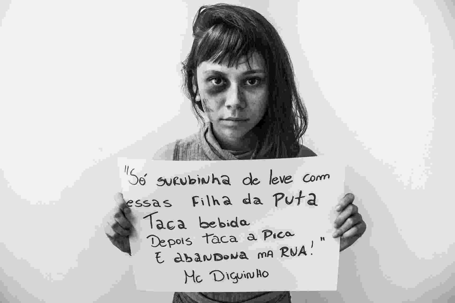 Prefeitura de São Leopoldo usa letras de música para fazer campanha contra violência contra a mulher - Thales Ferreira