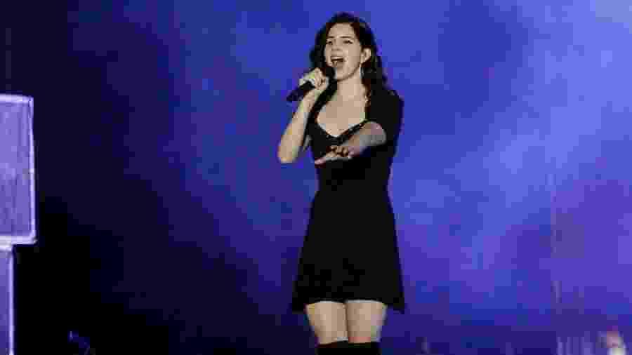 Lana Del Rey no Lollapalooza - Mariana Pekin/UOL