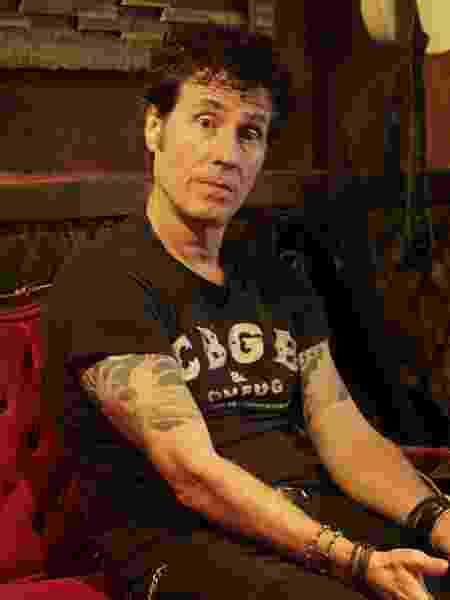 Dinho Ouro Preto, vocalista do Capital Inicial - Bruno Trindade/b+ca