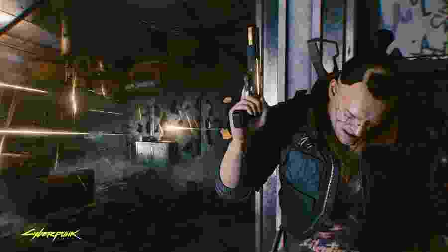 Cyberpunk 2077 - Divulgação