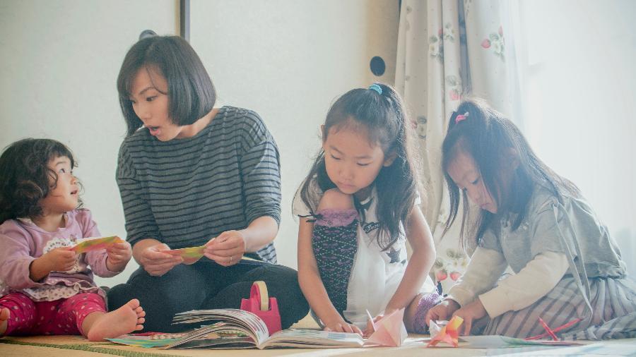 Mãe com três filhos é a mais estressada - iStock