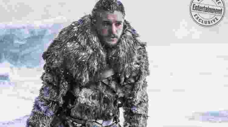Game of Thrones - Bastidores - Reprodução - Reprodução