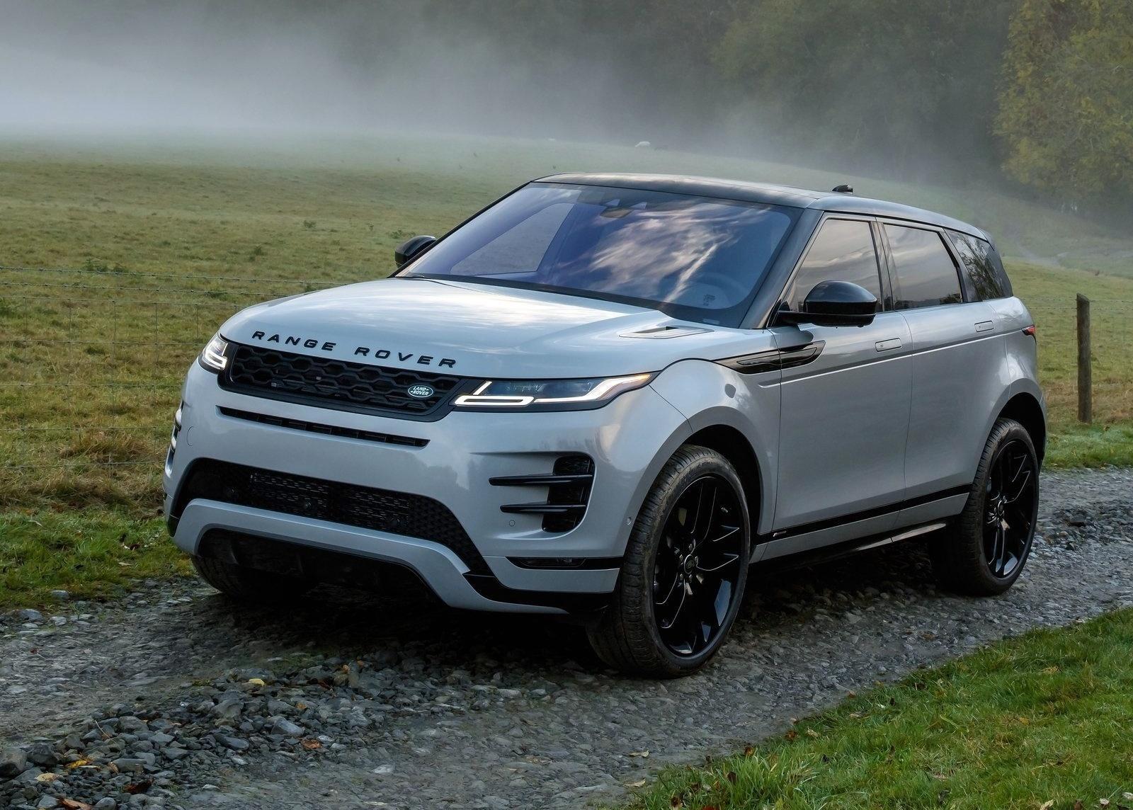 Land Rover Shreveport >> Novo Range Rover Evoque 2020 Land Rover Car