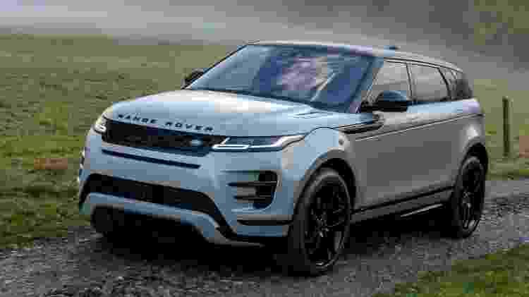Novo Range Rover Evoque - Divulgação - Divulgação