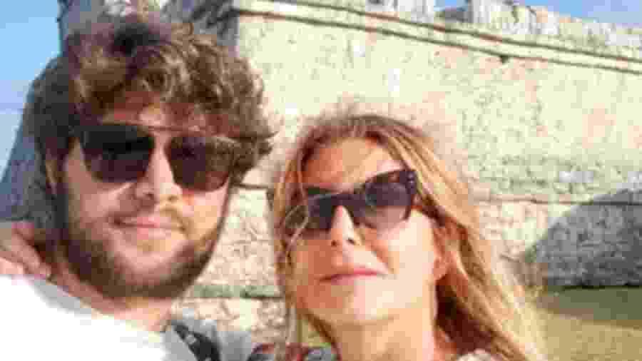 Maria Padilha com o namorado em viagem ao México - Reprodução/Instagram