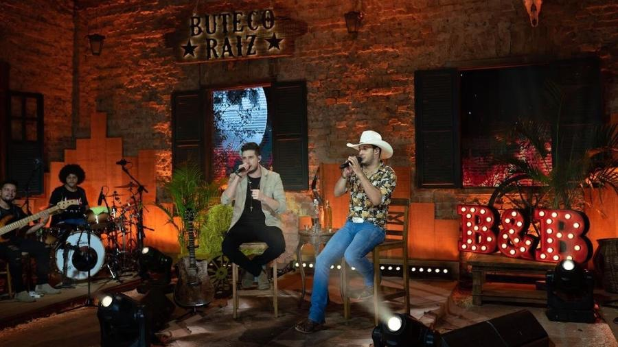 Bruno & Barretto lançam novo DVD com sertanejo raiz e cinco músicas inéditas - Divulgação