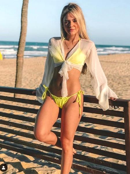 A cantora Rafaela Porto - Reprodução/Instagram