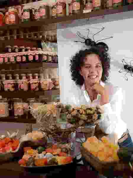 Maria José de Lima Freitas, da Mazé Doces - Arquivo pessoal