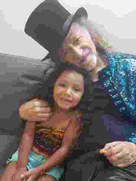 Stella Valentina - Fernanda Uberlan Garcia/Arquivo pessoal - Fernanda Uberlan Garcia/Arquivo pessoal