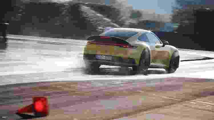 Porsche 911 (992) - Rossen Gargolov/Porsche - Rossen Gargolov/Porsche