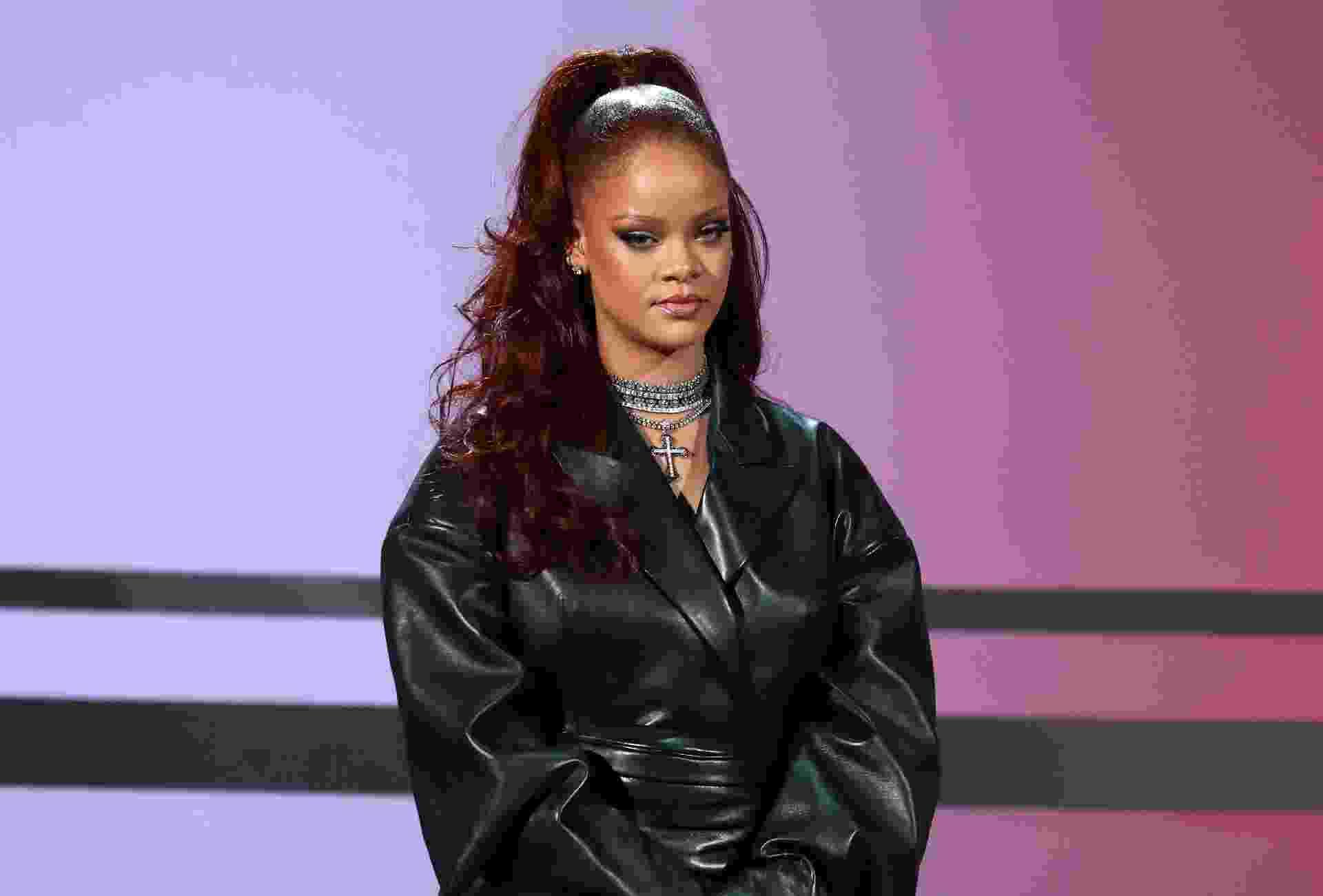 Rihanna no 2019 BET awards - AFP