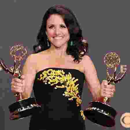 Julia Louis-Dreyfus sai premiada da cerimônia do 69º Emmy - Jason LaVeris/FilmMagic