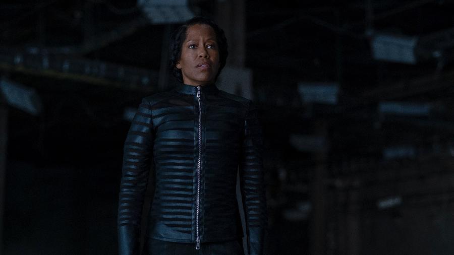 """Angela Abar (Regina King) em cena de """"Watchmen"""", que recebeu múltiplas indicações ao Emmy - Divulgação"""