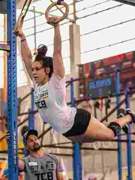 Beatriz Clemente, atleta de CrossFit - Reprodução do Instagram @biaclementee  - Reprodução do Instagram @biaclementee