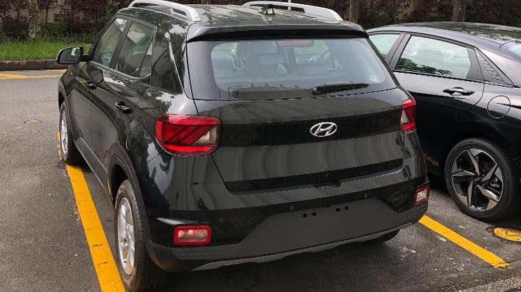 Hyundai Venue 2 - Leandro Alvares/Arquivo pessoal - Leandro Alvares/Arquivo pessoal