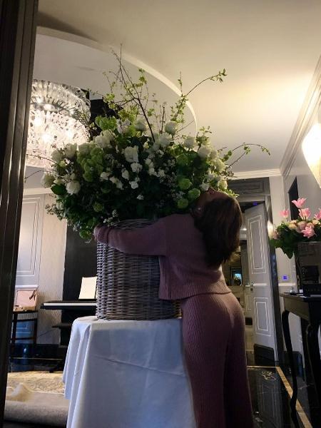 Lady Gaga ganha surpresa do namorado - Reprodução / Instagram