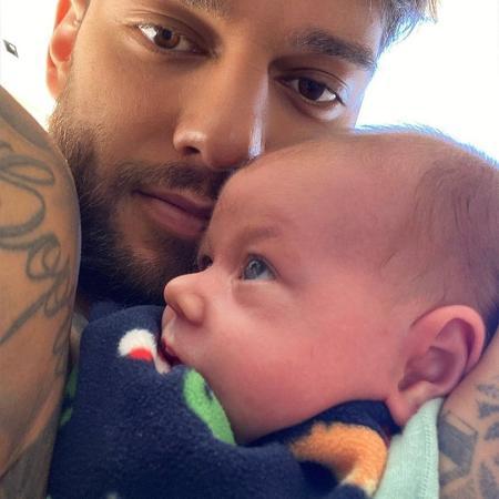 Lucas Lucco treina de madrugada por causa do filho - Reprodução/Instagram