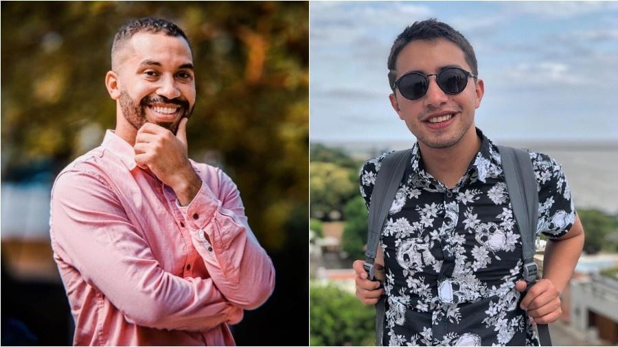 Gil do Vigor e Guilbert Reino: ex-brother paquera e marca encontro com produtor global - Instagram