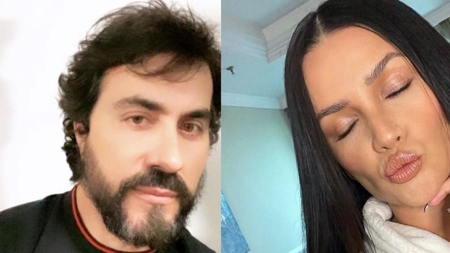 """Padre Fábio de Melo brincou com dinheiro que Juliette ganhou no """"BBB 21"""" - Reprodução/Instagram"""