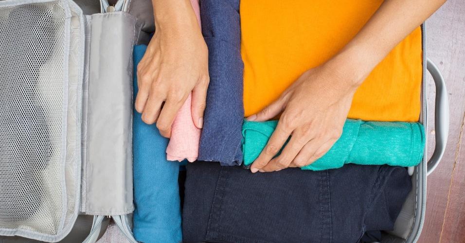 6 passos para montar a mala perfeita e não pagar excesso de bagagem
