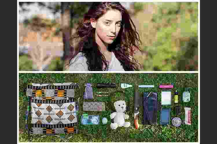 Projeto fotográfico mostra o que as pessoas levam na bolsa - Reprodução/Persona