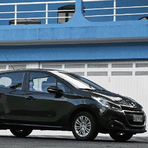 Peugeot 208 Allure Pure Tech 1.2 - Murilo Góes/UOL
