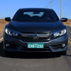 Honda Civic EXL - Murilo Góes/UOL
