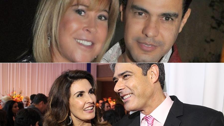 Zilu e Zezé se expõem demais, enquanto Fátima e Bonner mantêm privacidade da família - AgNews