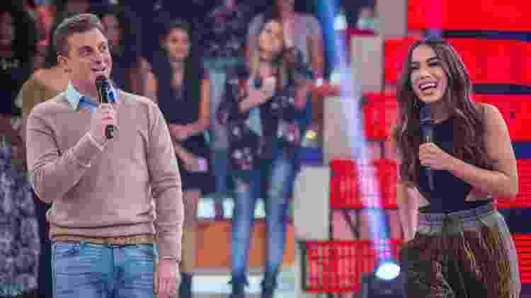"""Anitta no """"Caldeirão do Huck"""" que vai ao ar neste sábado - Artur Meninea/Divulgação/TV Globo - Artur Meninea/Divulgação/TV Globo"""