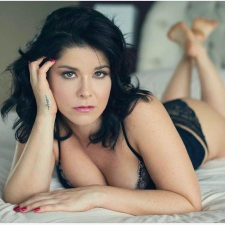 Samara Felippo posa de lingerie - Reprodução/Instagram