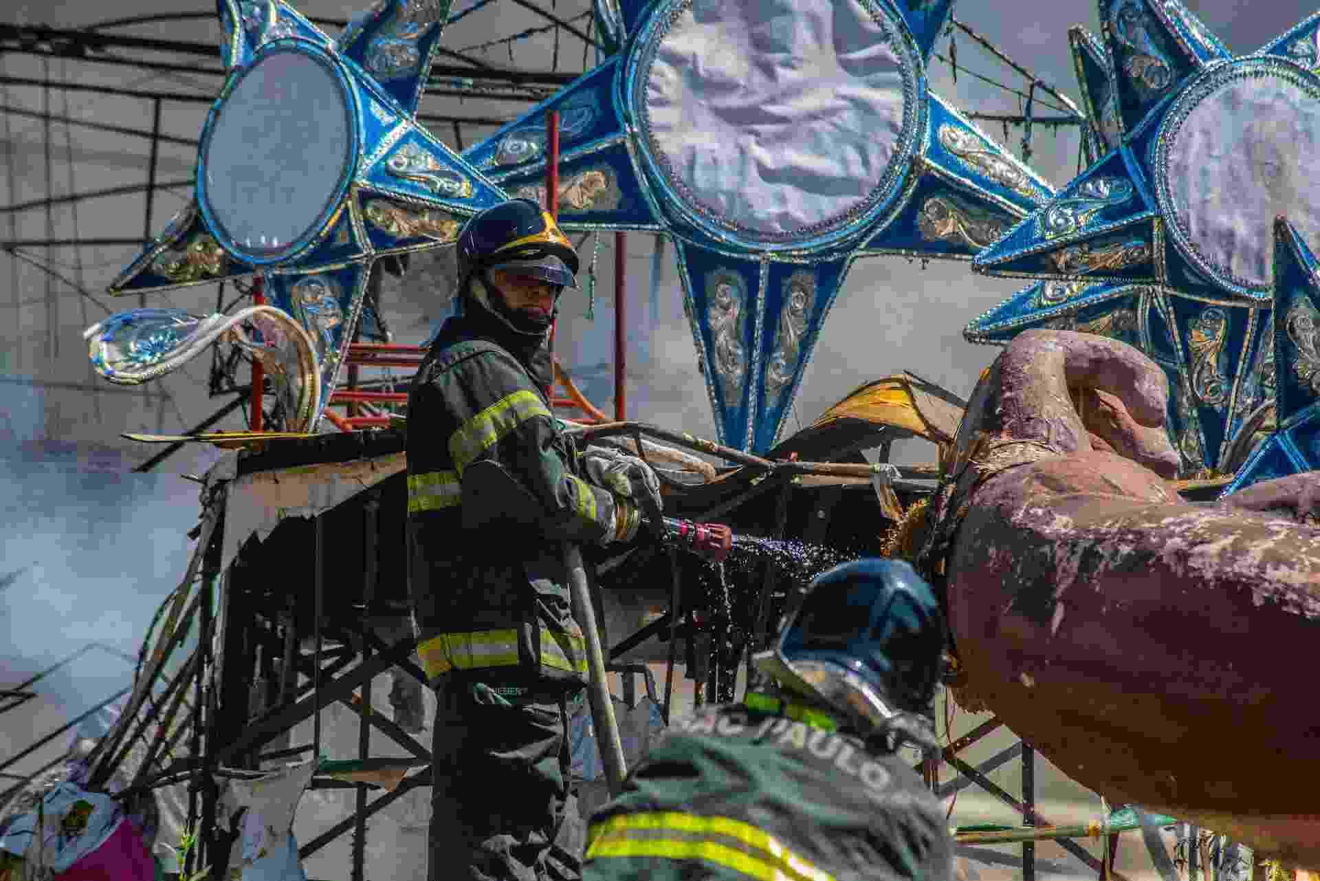 Carnaval em São Paulo - CRIS FAGA/FOX PRESS PHOTO/ESTADÃO CONTEÚDO