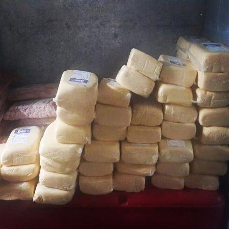 Queijos da chef Roberta Sudbrack que foram descartados pela Vigilância Sanitária no Rock in Rio - Reprodução/Facebook/Roberta Sudbrack