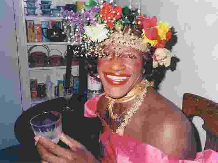 Até hoje, a ativista Marsha P. Johnson é conhecida como a Rosa Paks da luta LGBTQIA+ - Divulgação/Netflix  - Divulgação/Netflix