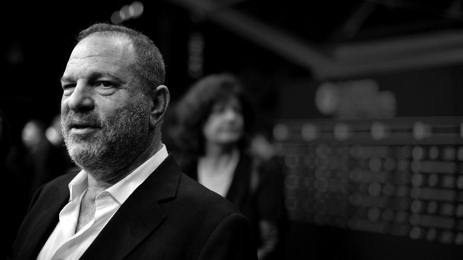 O produtor de cinema Harvey Weinstein - Alexander Koerner/Getty Images