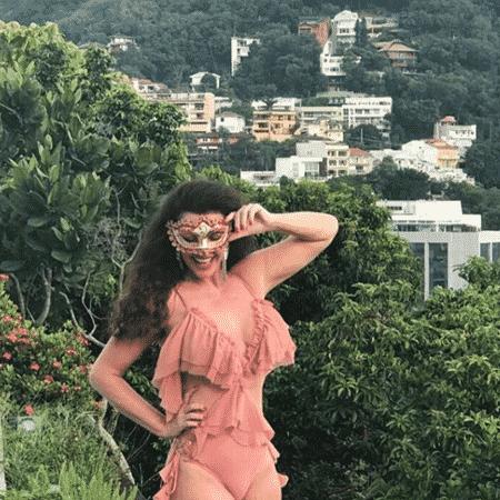 Luma de Oliveira - Reprodução/Instagram/lumadeoliveiraoficial