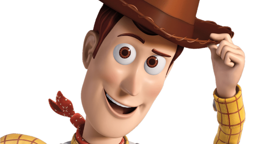 """O xerife Woody, de """"Toy Story"""" - Reprodução"""