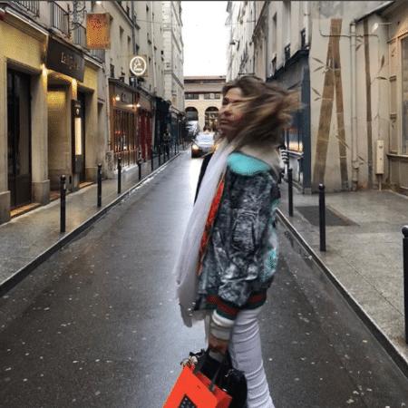 Luciana Gimenez em Paris - Reprodução/Instagram/lucianagimenez