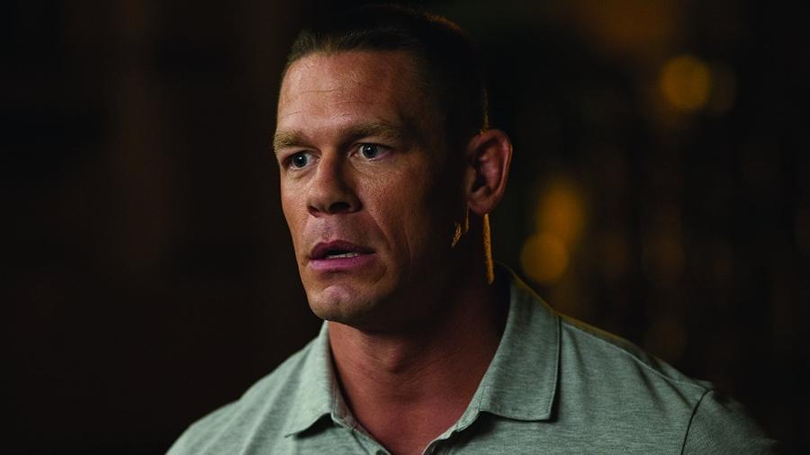 O lutador, rapper e ator John Cena - Reprodução