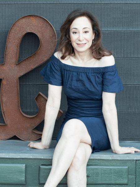 A roteirista Jessica Teich, que acusou o ator Richard Dreyfuss de assédio - Divulgação
