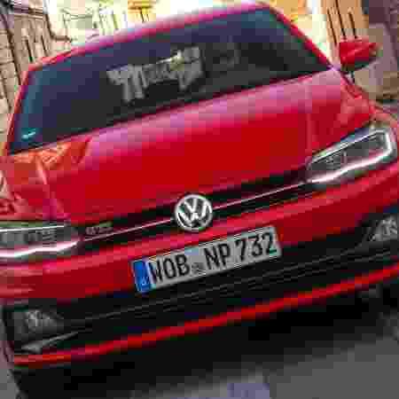 Volkswagen Polo GTI frente - Divulgação - Divulgação