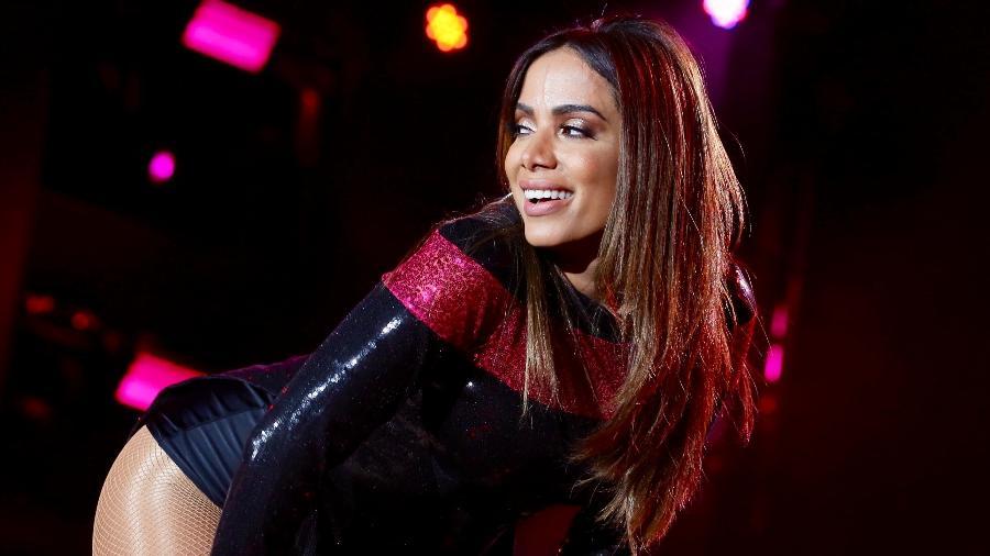 Cantor Anitta vai ter biografia não-autorizada - Manuela Scarpa/Brazil News