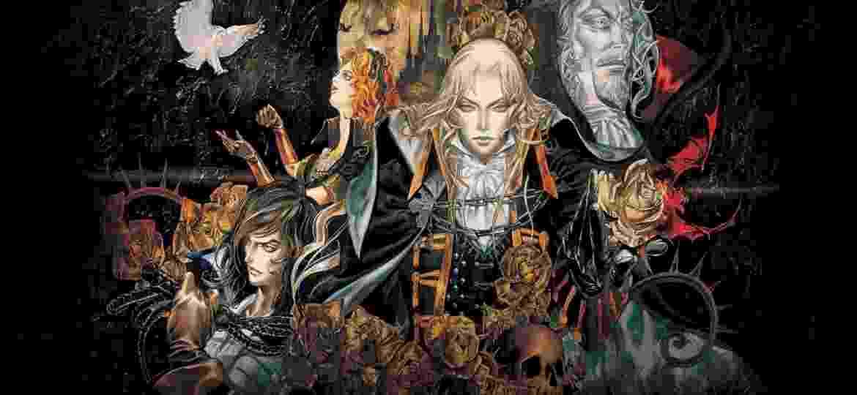 """""""Castlevania: Symphony of the Night"""" foi lançado em 1997 e estabeleceu novos padrões do gênero """"metroidvania"""" - Reprodução"""