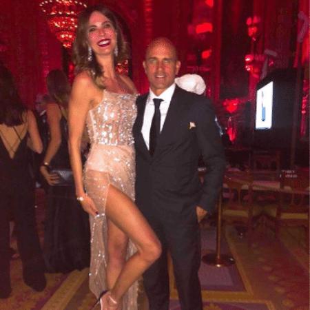 Luciana Gimenez e Kelly Slater - Reprodução/Instagram/lucianagimenez
