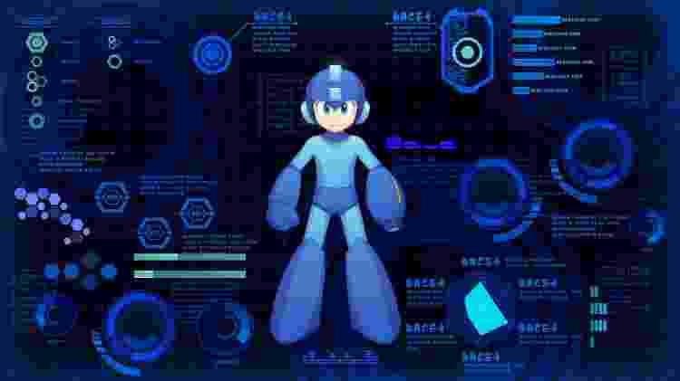 Mega Man 11 - Divulgação - Divulgação