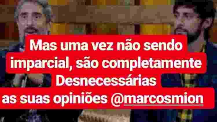Carlinhos Aguiar se pronuncia no Instagram - Reprodução/Instagram - Reprodução/Instagram