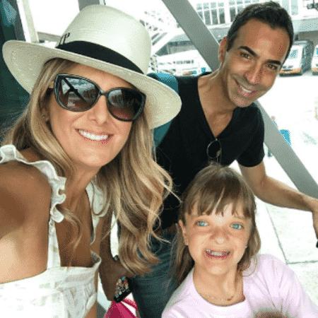 Ticiane Pinheiro e Cesar Tralli viajam com Rafaella Justus para a Bahia - Reprodução/Instagram