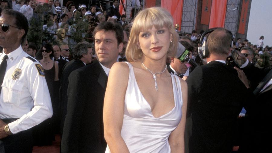 Courtney Love conta por que abandonou a atuação - Getty Images