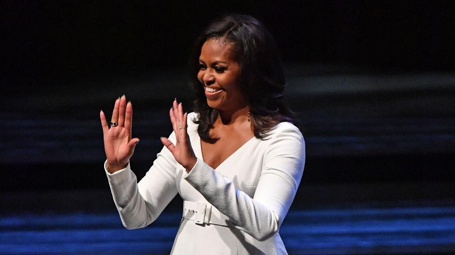 Michelle Obama - AFP