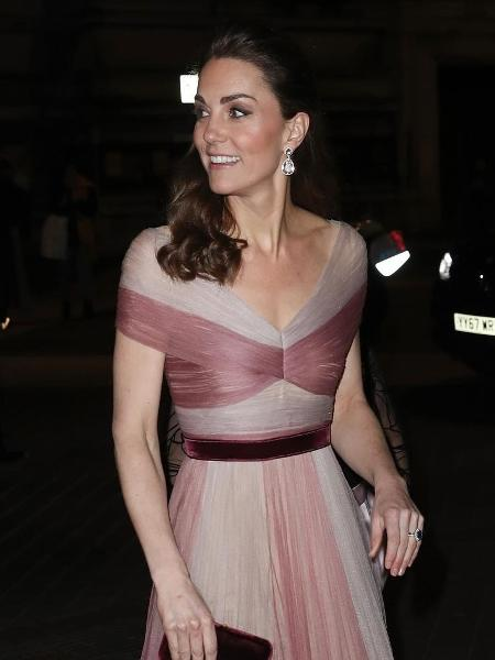 Kate Middleton - Reprodução/Instagram/kensingtonroyal