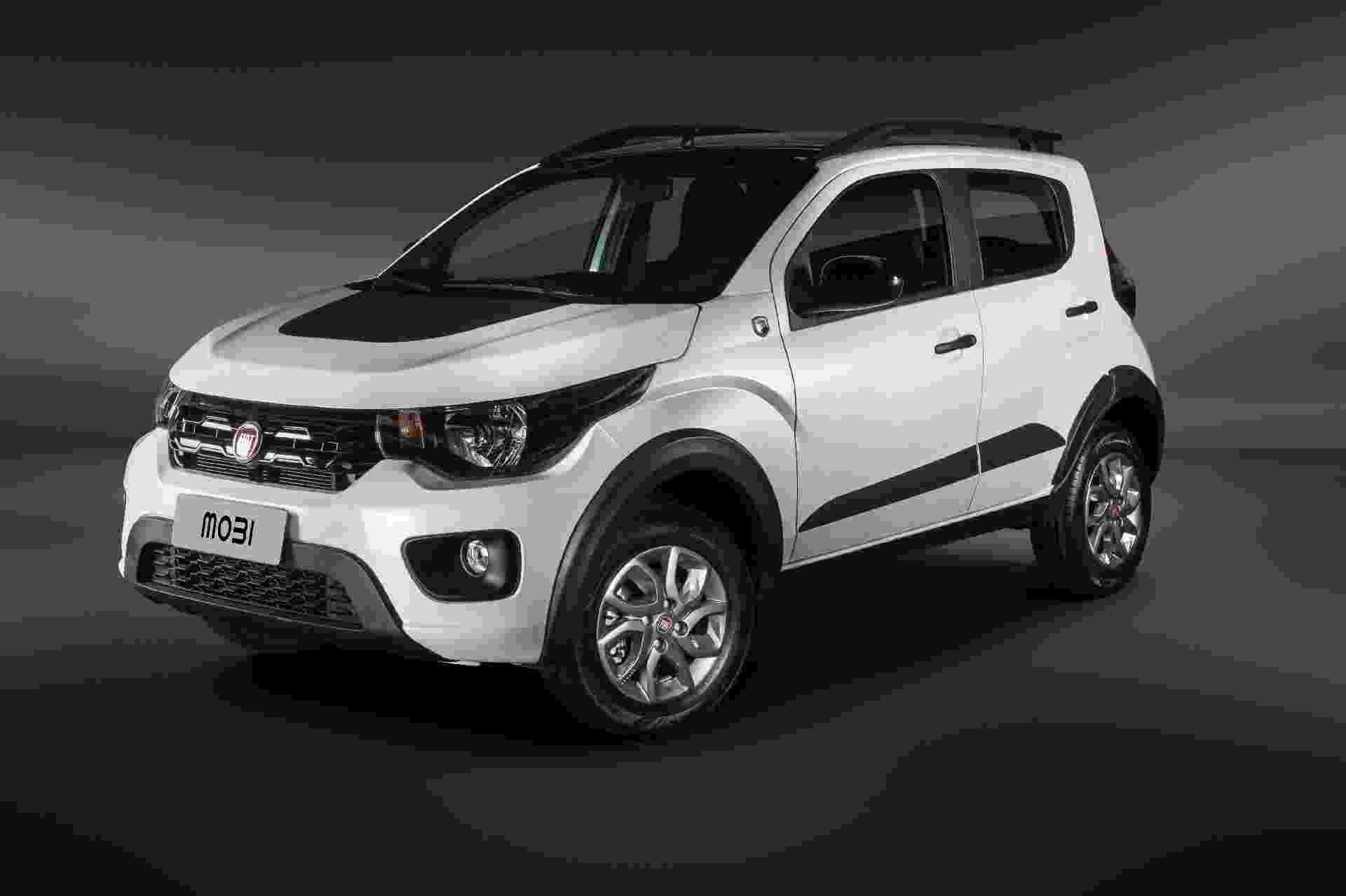 Fiat Mobi Pack Cross 2019 - Divulgação
